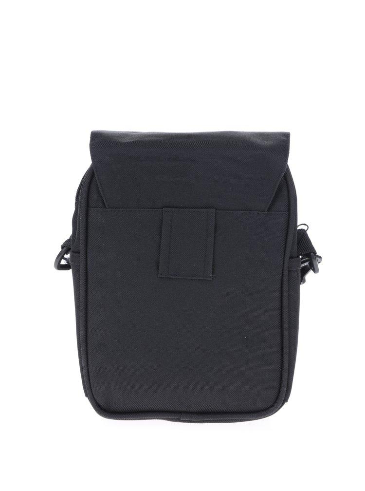 Černá malá crossbody taška Meatfly Handy 2