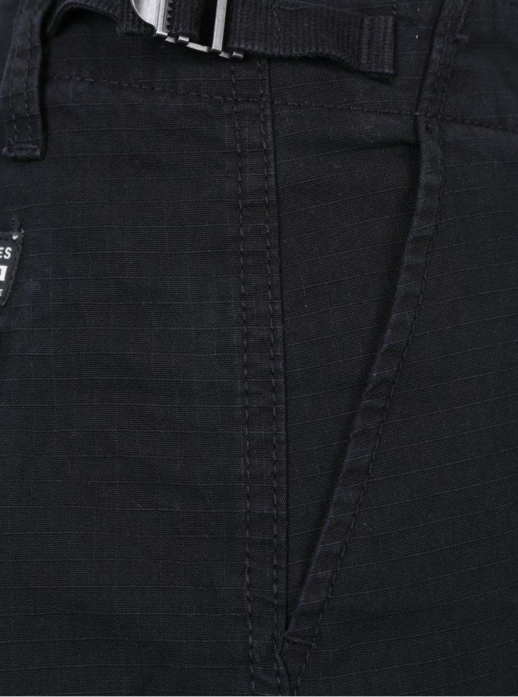 Pantaloni cargo negri barbatesti - Jack & Jones Anakin