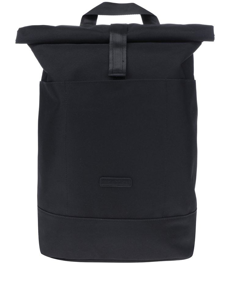 Rucsac negru impermeabil cu terminație rulată UCON ACROBATICS Hajo 20 l