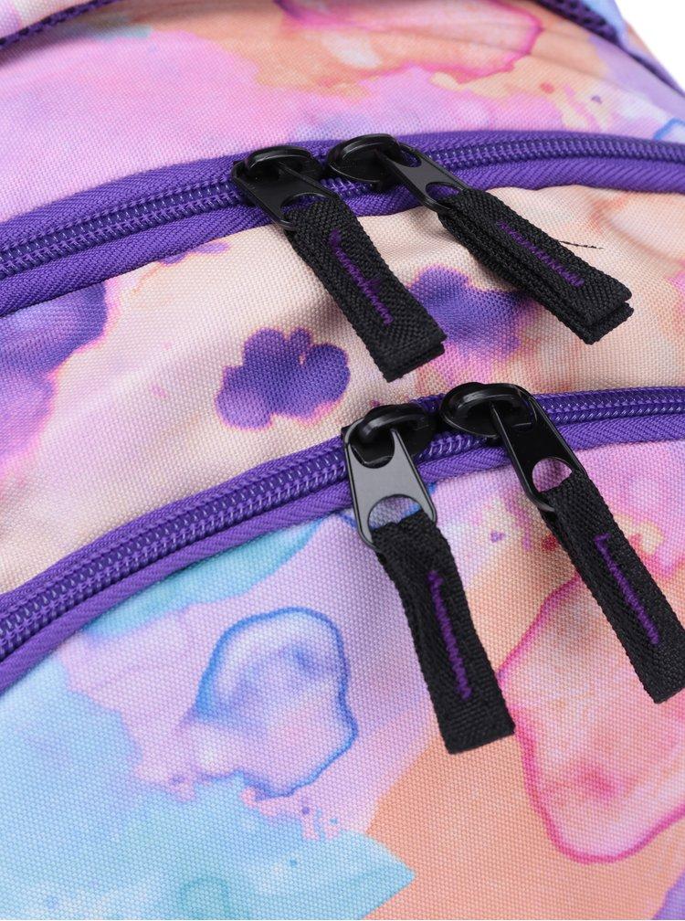Rucsac violet NUGGET Rapid 26 l pentru femei