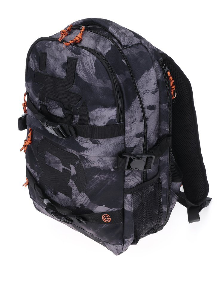 Šedo-černý batoh NUGGET Arbiter 30 l