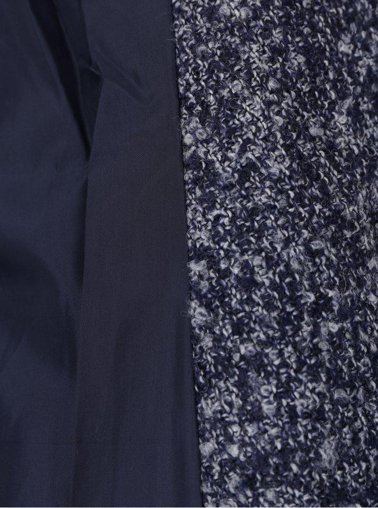 Pardesiu bleumarin & gri - Jacqueline de Yong Olivia