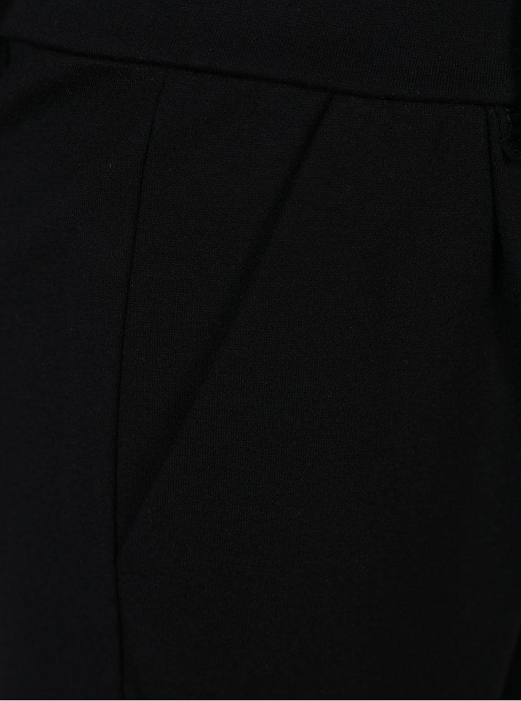 Černé holčičí kalhoty s kapsami name it Ida
