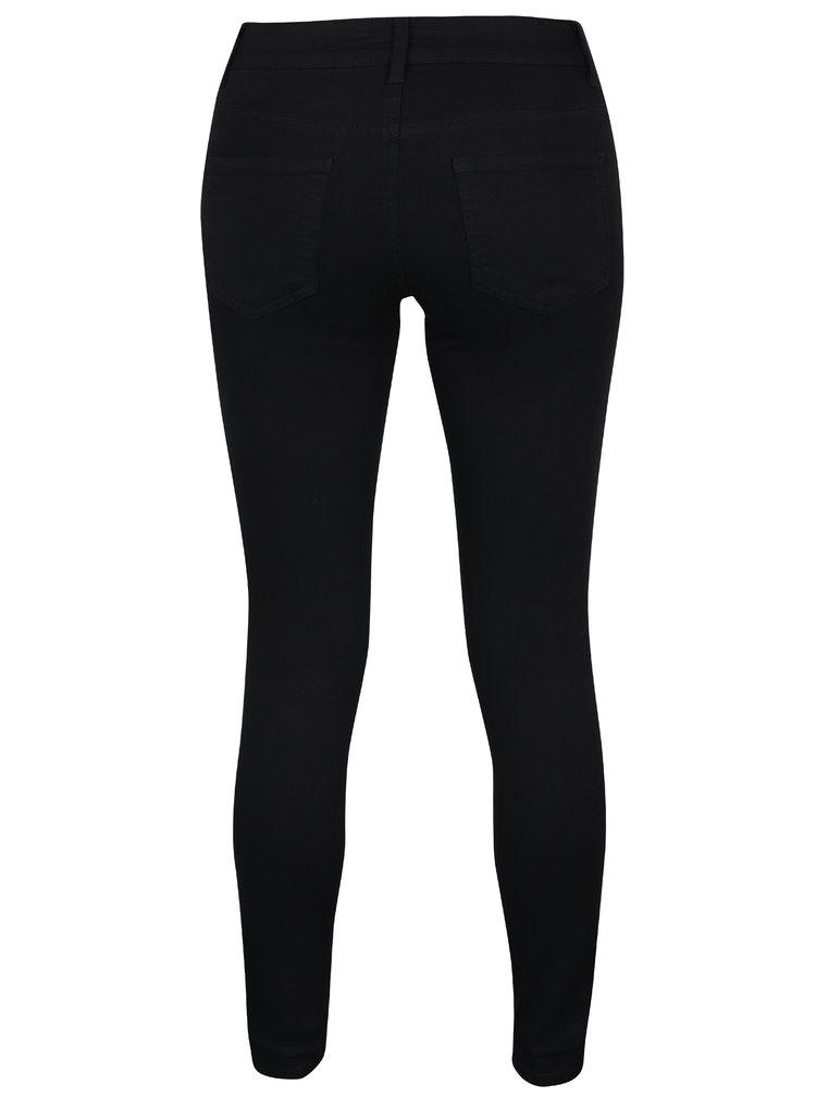 Černé skinny džíny Jacqueline de Yong Fano