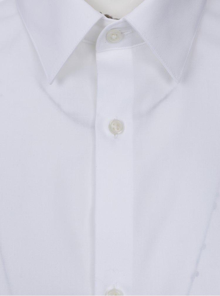 Bílá formální slim fit košile Jack & Jones Non