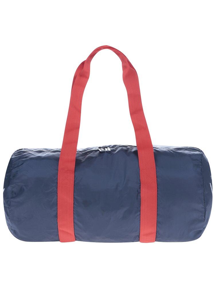 Tmavě modrá skládací cestovní taška Herschel Heritage Duffle 22 l