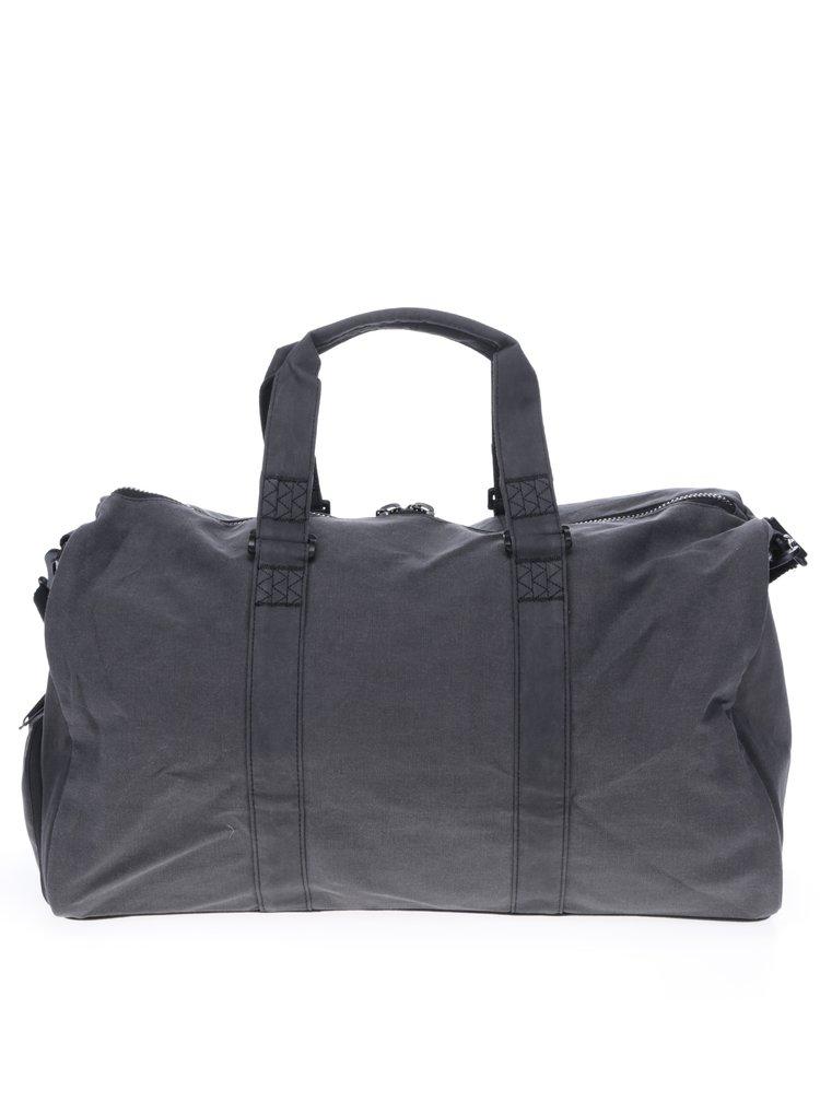 Tmavě šedá cestovní taška Herschel Novel 42,5 l