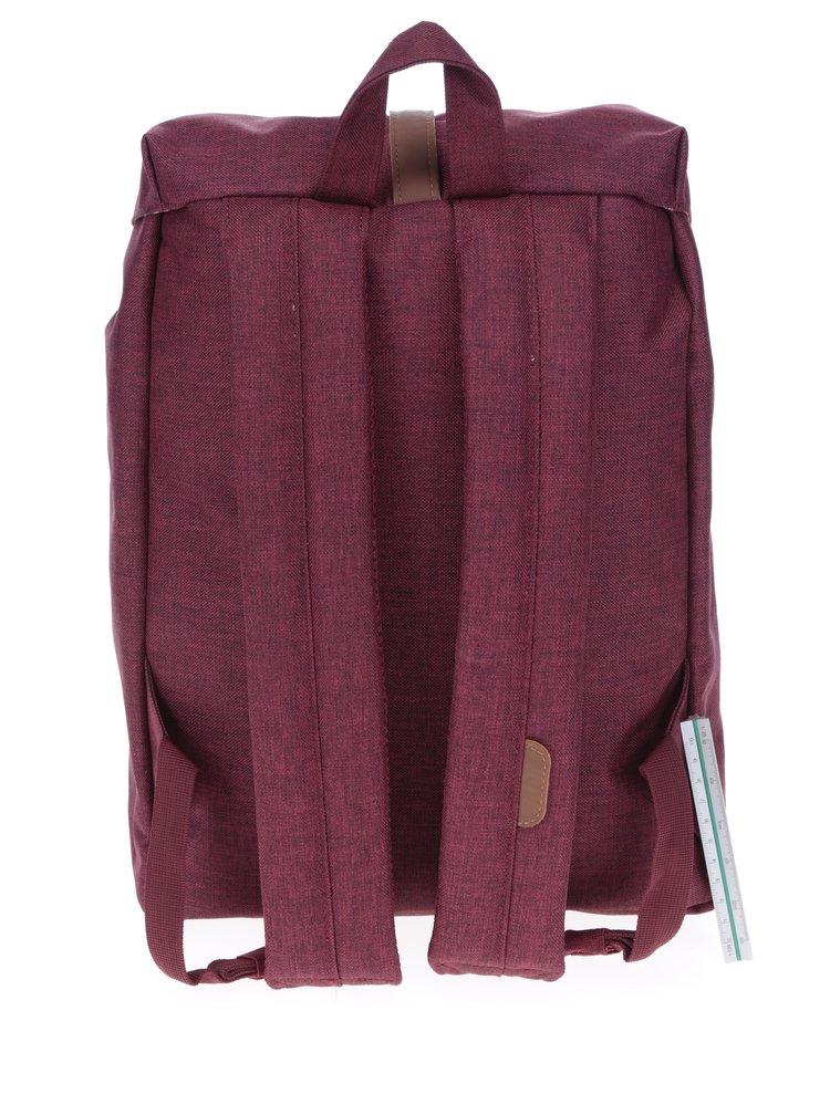 Rucsac urban burgundy - Herschel Post 16 l