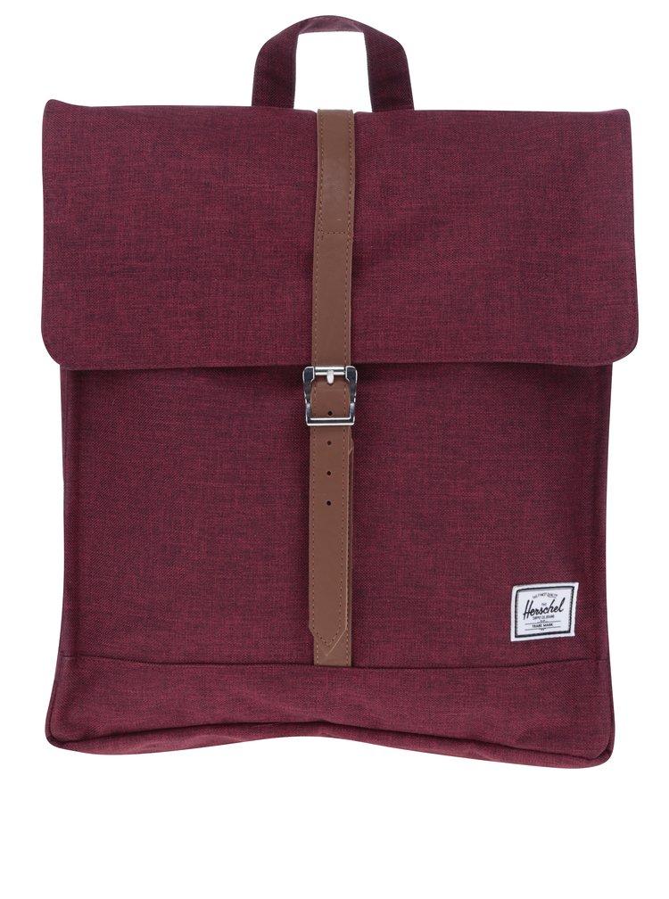 Vínový batoh Herschel City 10,5 l