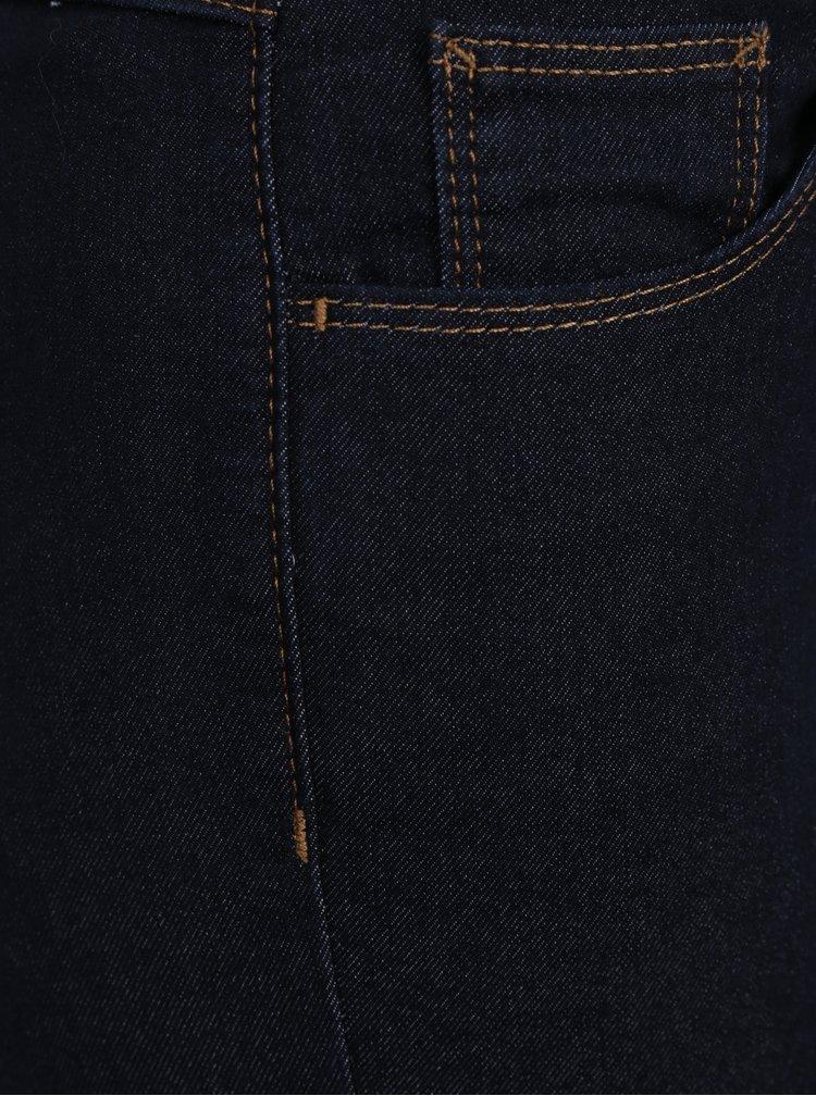Tmavě modré skinny džíny s Dorothy Perkins