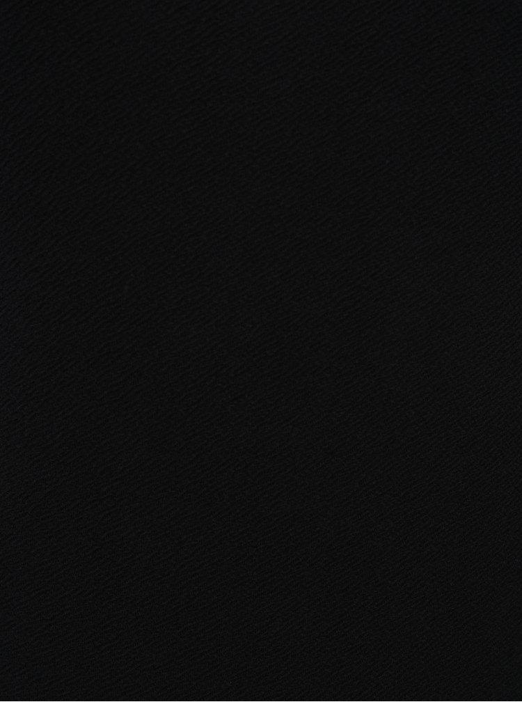 Rochie neagra bodycon cu maneci scurte balon - Dorothy Perkins