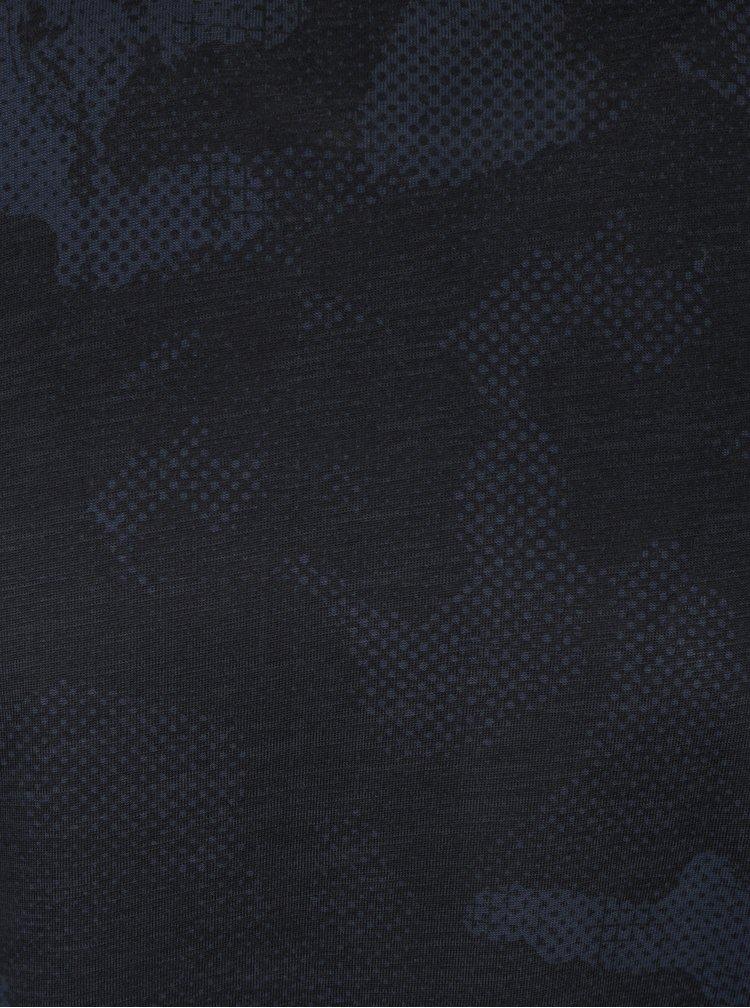 Šedé pánské tričko s dlouhým rukávem Under Armour
