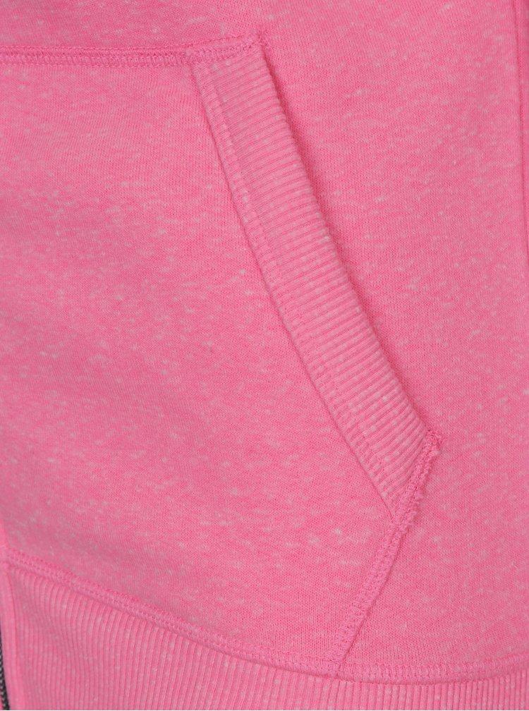 Hanorac roz cu glugă - Jimmy Sanders
