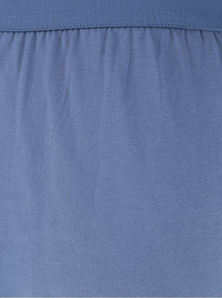 Set de trei boxeri in nuante de albastru  M&Co