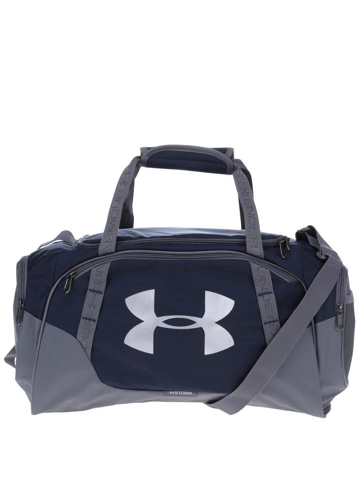 Modro-sivá dámska taška Under Armour