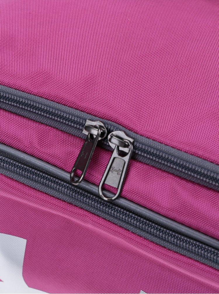 Geanta sport roz & gri pentru femei - Under Armour