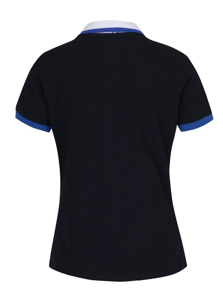 Tricou polo bleumarin  pentru femei - Jimmy Sanders