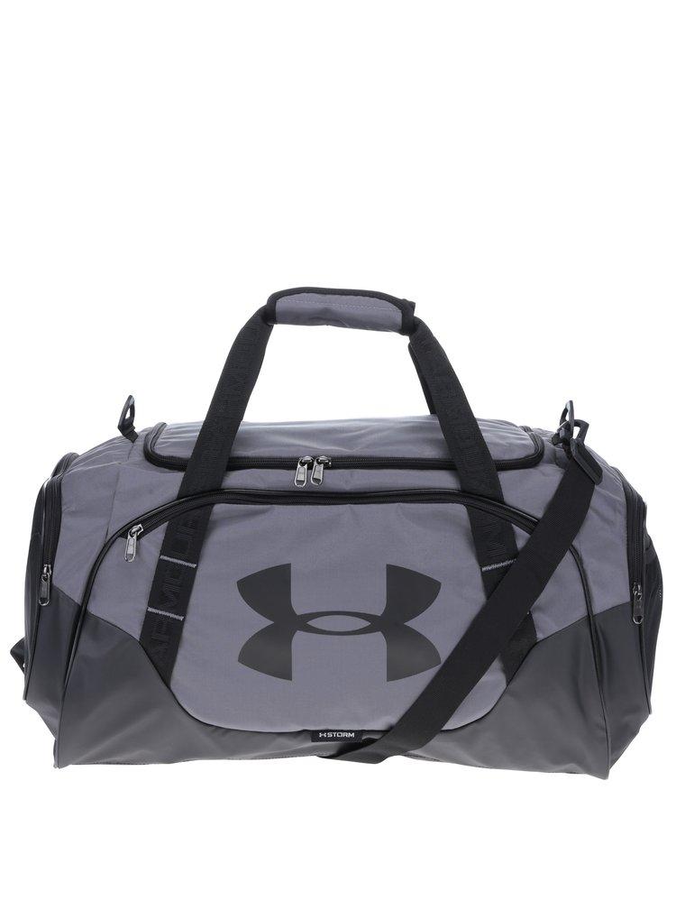 Černo-šedá taška Under Armour