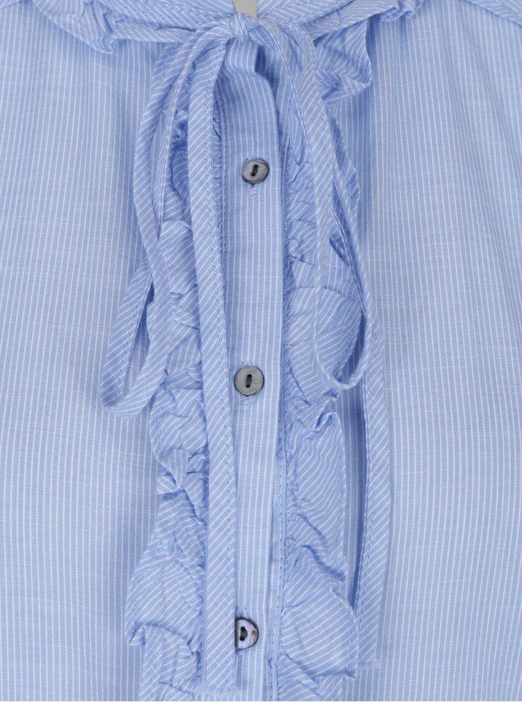 Camasa bleu cu dungi Haily´s Ada