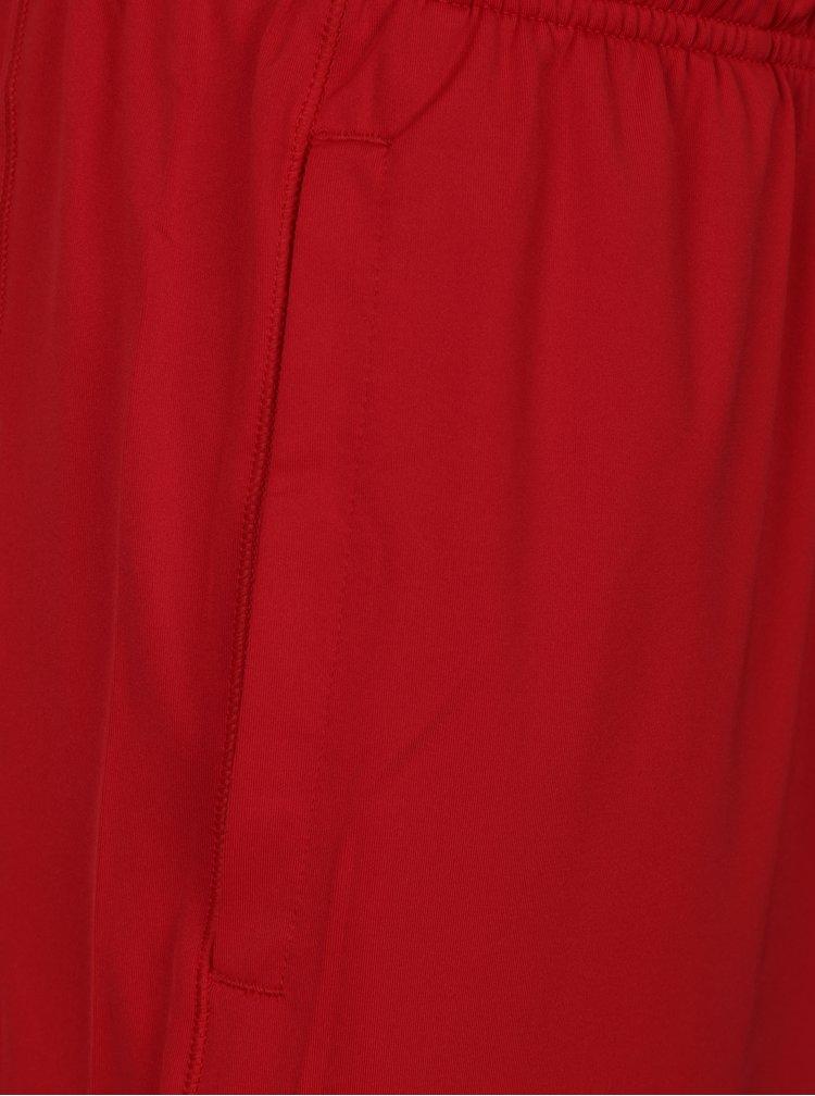 Červené pánské kraťasy Under Armour