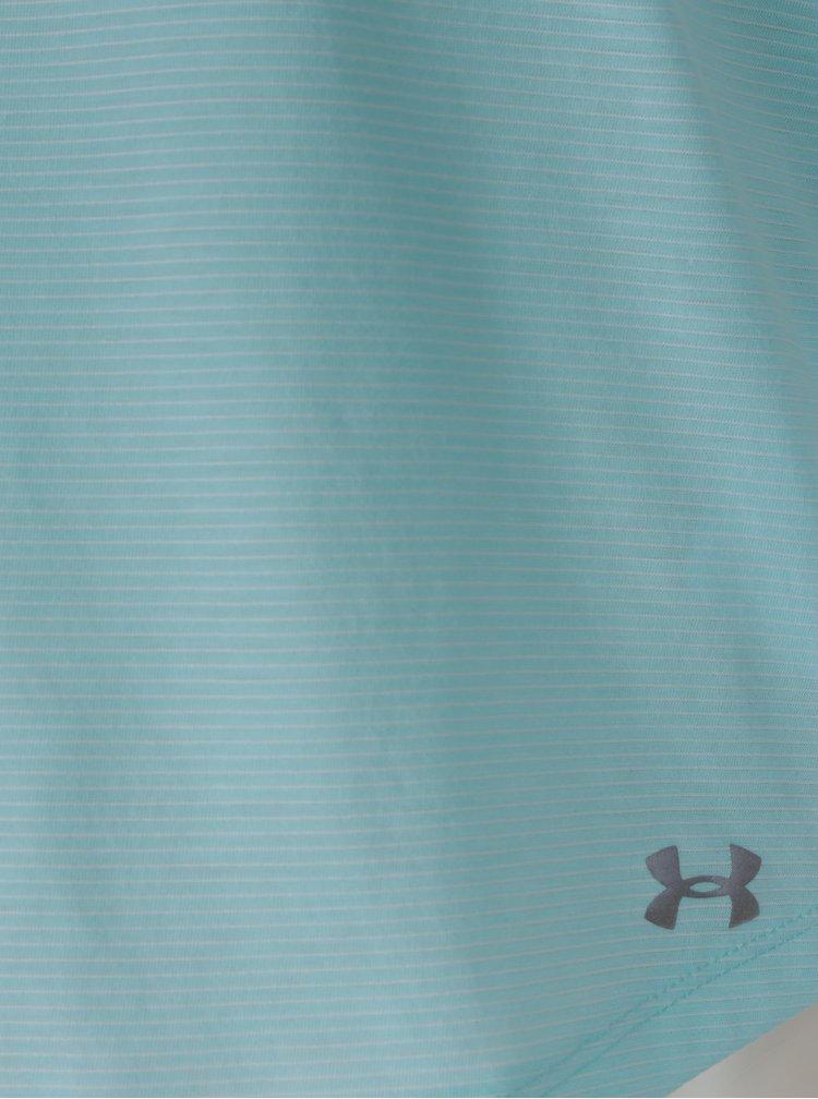 Mentolové dámské funkční tričko Under Armour