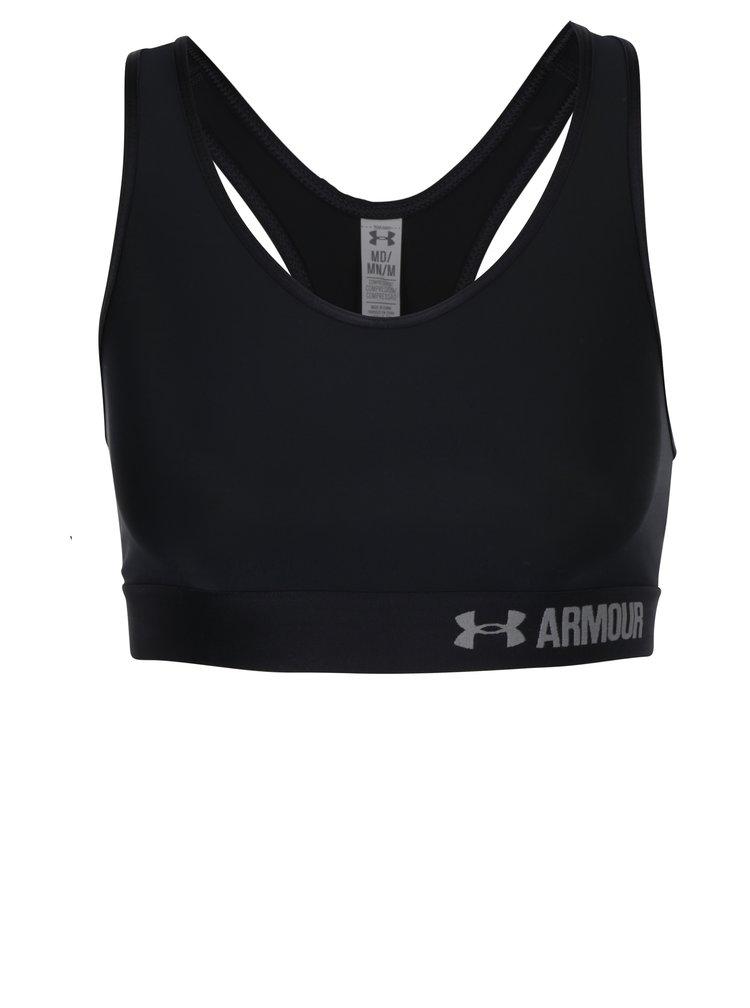 Bustier sport negru - Under Armour