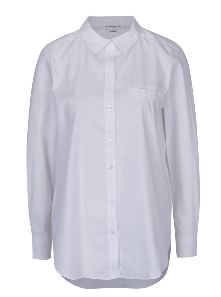 Bílá košile Jacqueline de Yong Stella