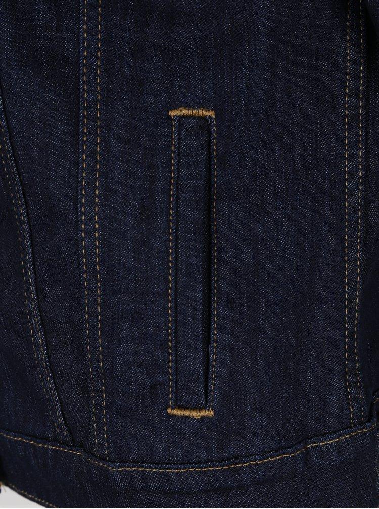 Jachetă bleumarin din denim Levi's® Even Rinse