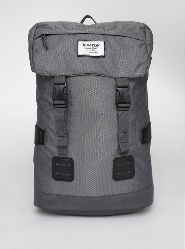 Šedý batoh s jemným vzorem Burton Tinder 25 l