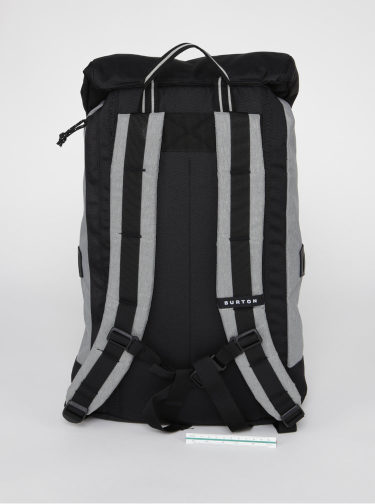 Šedo-černý batoh Burton Tinder 25 l