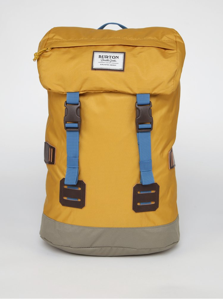 Hořčicový batoh Burton Tinder 25 l