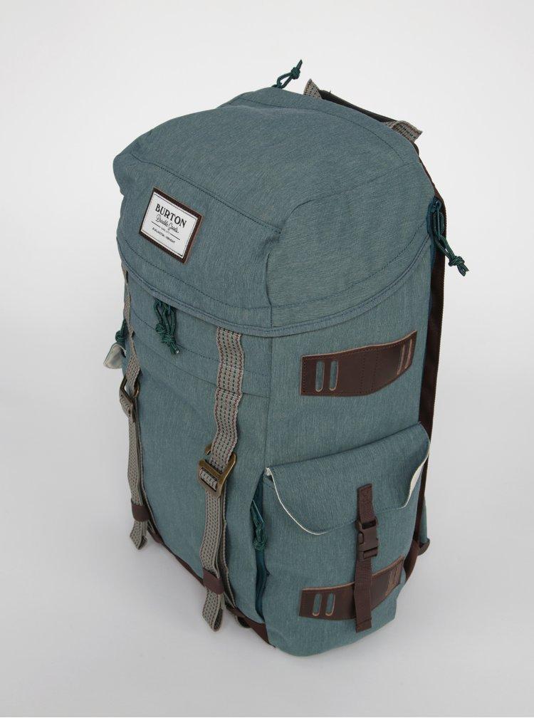 Zelený žíhaný batoh Burton Annex 28 l