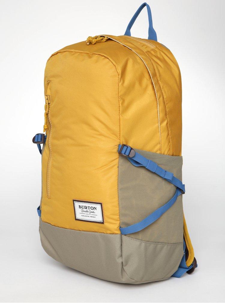 Hořčicový batoh Burton Prospect 21 l