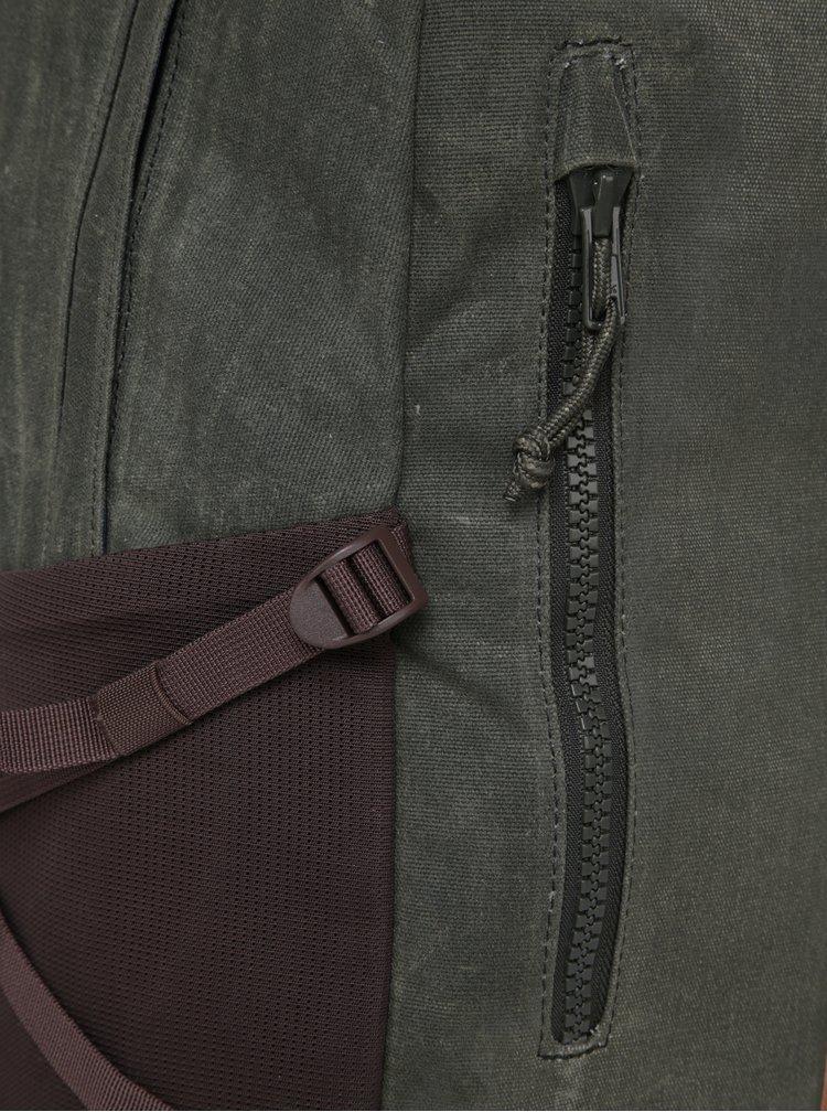 Tmavě zelený batoh Burton Prospect 21 l
