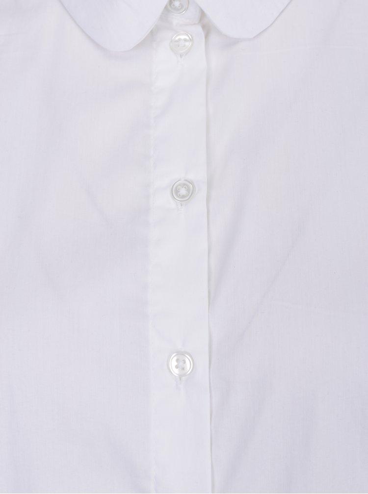 Bílá formální košile VERO MODA Isabella