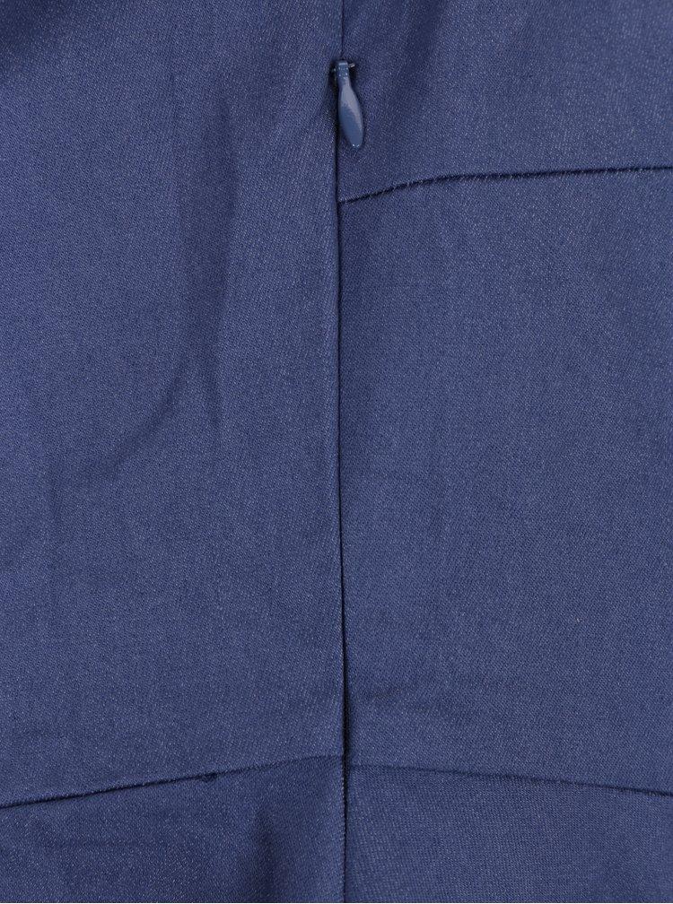 Modré šaty s krátkým rukávem Dolly & Dotty Janie