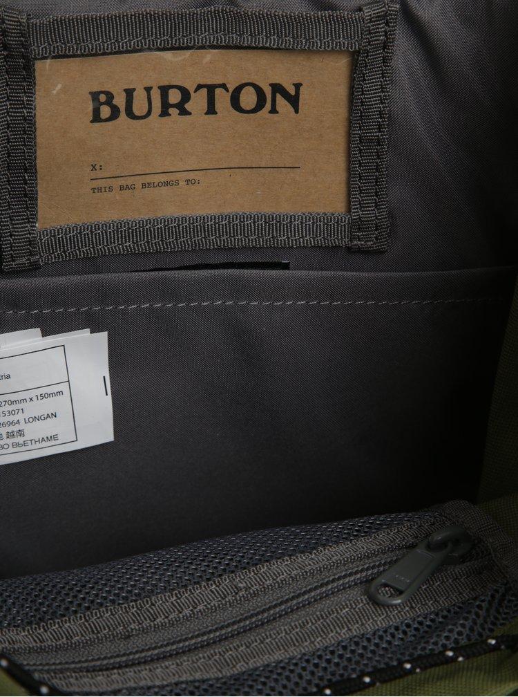 Zelený dětský batoh Burton Tinder 16 l