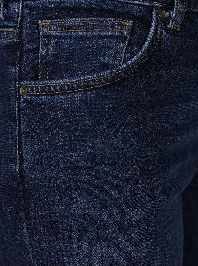 Tmavě modré dámské slim džíny GANT