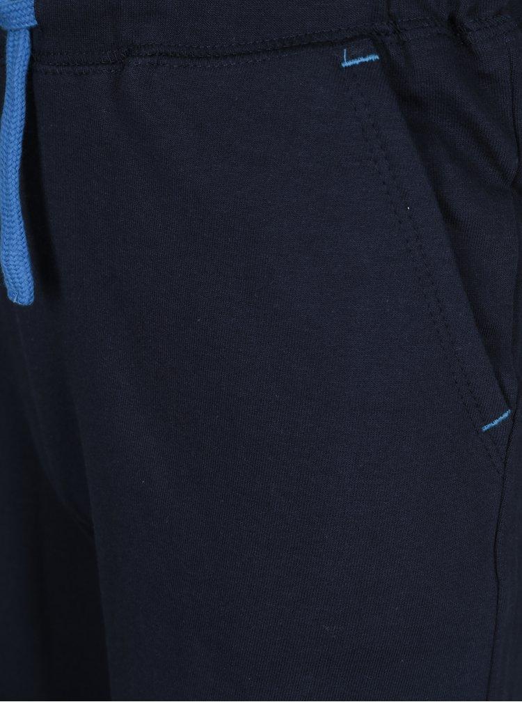 Tmavě modré klučičí kraťasy 5.10.15.