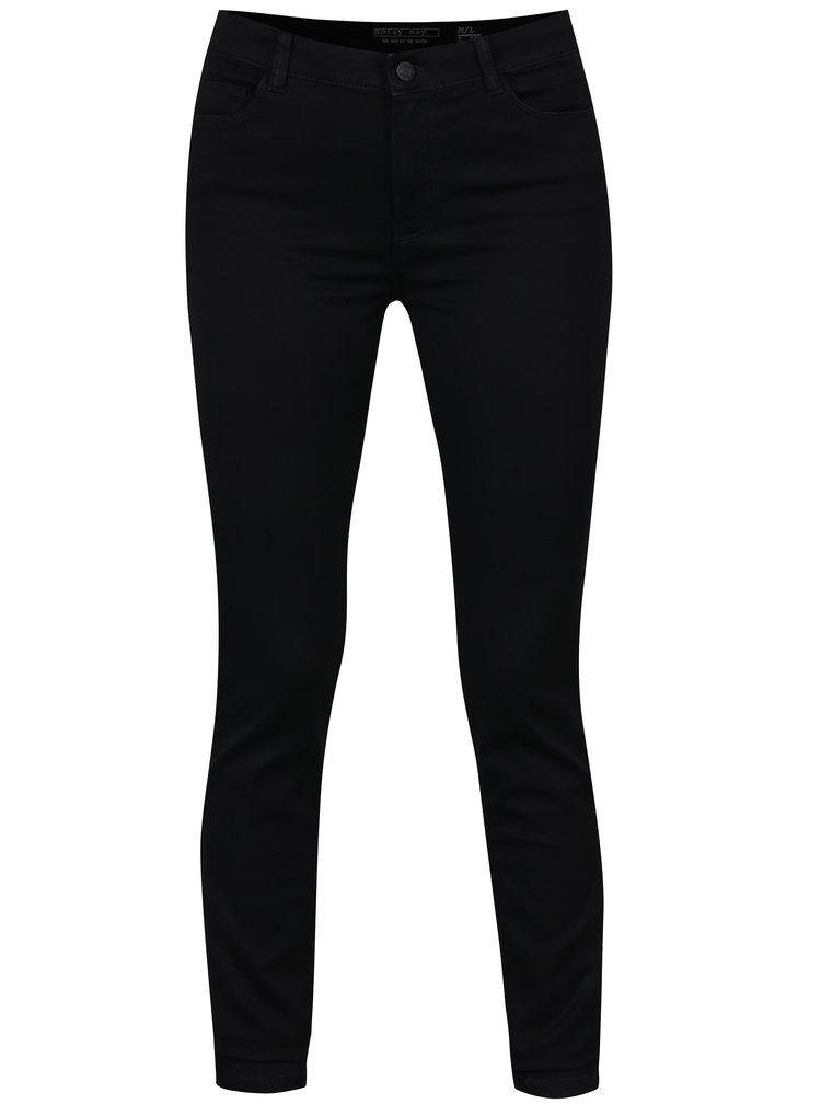 Černé slim fit džíny Noisy May Extreme