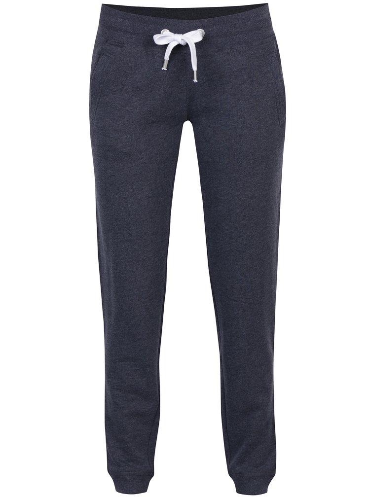 Pantaloni sport albastri cu snur ajustabil in talie - ONLY Cooli