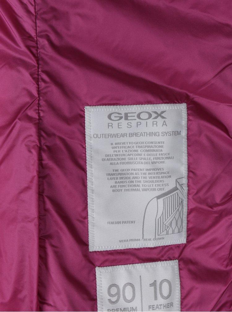 Vesta roz matlasata Geox
