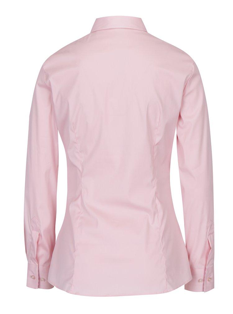 Růžová dámská košile VAVI