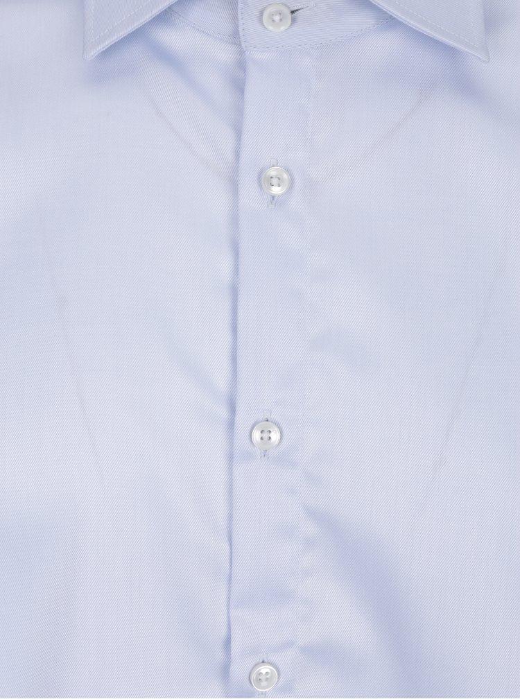 Cămașă bleu pentru bărbați - VAVI