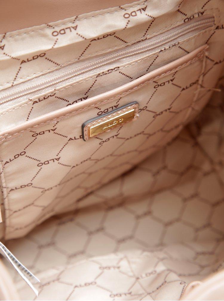 Rucsac roz prafuit cu detalii decorative ALDO Aradoven