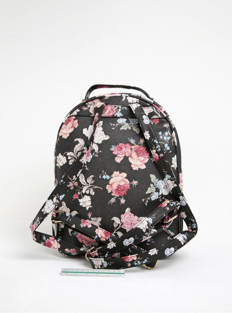 Rucsac negru cu print floral - ALDO Hughson