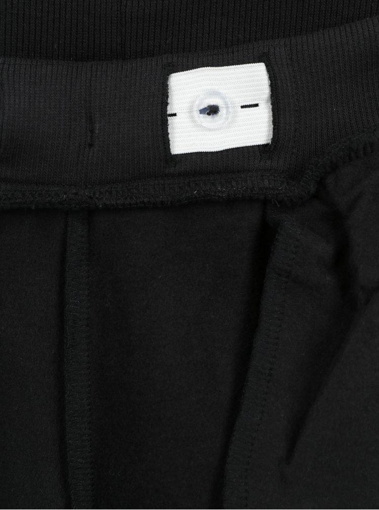 Černé klučičí tepláky s kapsami name it Voltano