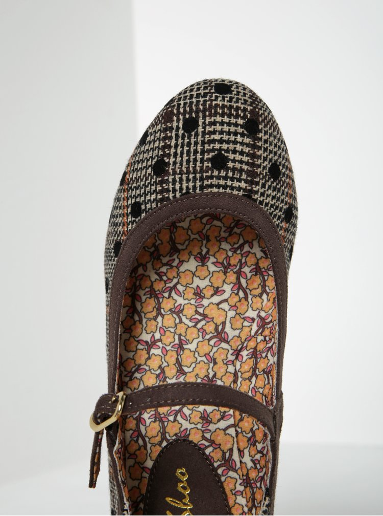 Pantofi cu toc mediu - Ruby Shoo Lexi