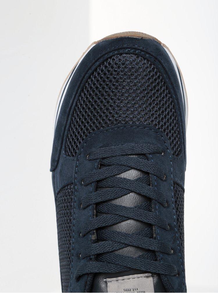 Pantofi sport bleumarin cu platforma - ONLY Smilla