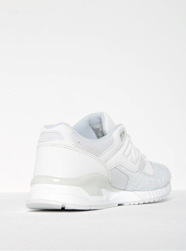 Pantofi sport albi pentru femei - New Balance XAR 1000